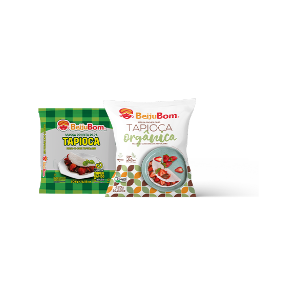 Alimentos Yama / BeijuBom
